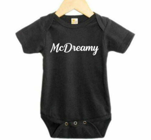 Newborn ROMPER Infant Baby Shower Gift GREY/'S ANATOMY BODYSUIT MCDREAMY
