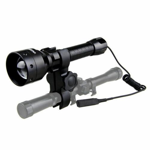 illuminator Zoom 50mm 400yards IR Infrared Lamp Laser Torch 850nm Night Vision F