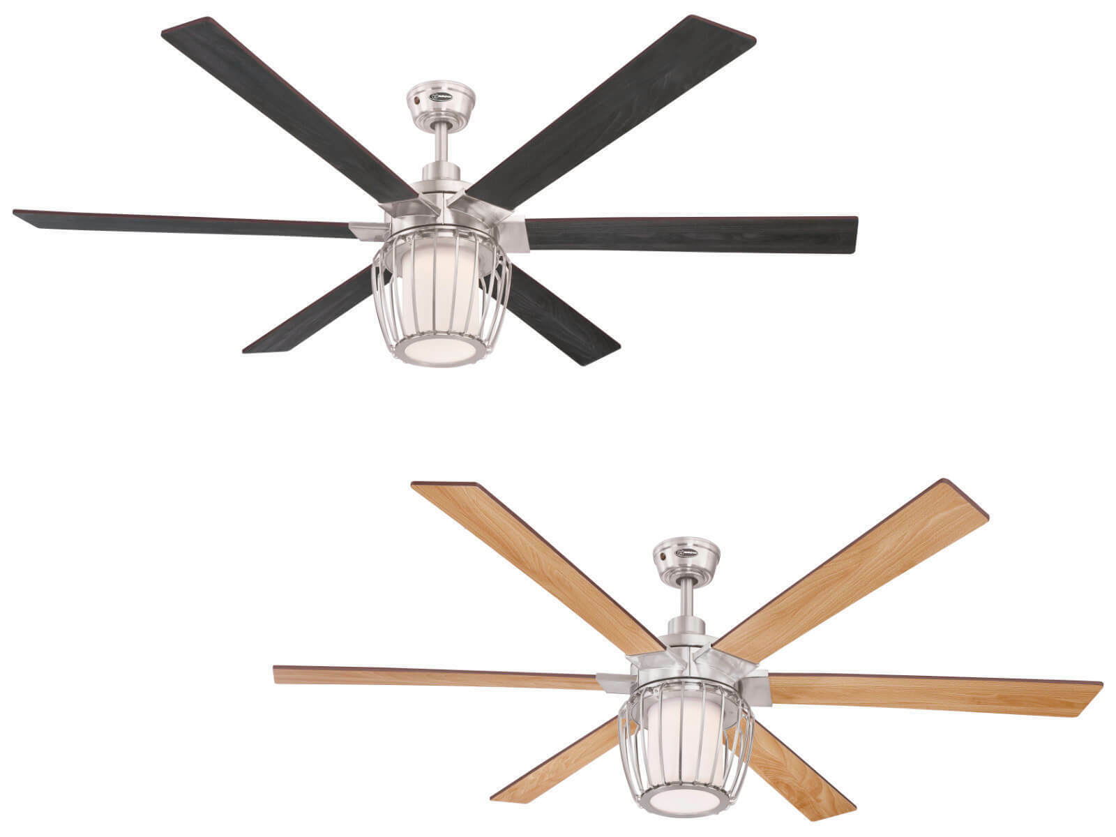 Ceiling Fan With Led Lighting And Remote Control Westinghouse Willa 153 Cm For Sale Online Ebay