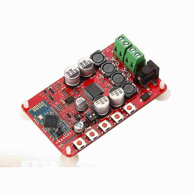 TDA7492P 50W+50W CSR8635 Bluetooth 4.0 Audio Receiver Digital Amplifier Board Uj