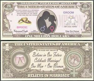 Dale Earnhardt Jr Million Dollar Bill Fake Funny Money Novelty Note FREE SLEEVE
