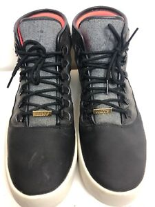 official photos 41c40 45045 Image is loading Mens-Air-Jordan-Westbrook-0-Holiday-Black-Red-