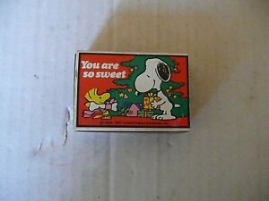 Ancien Snoopy Puzzle De 1958, 1965 United Feature Syndicate-afficher Le Titre D'origine ModèLes à La Mode