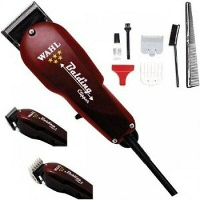 Wahl 8110 Professional 5 Star Series Balding Hair Clipper Trimmer Salon Barber