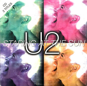 U2-CD-Single-Staring-At-The-Sun-Europe-VG-EX