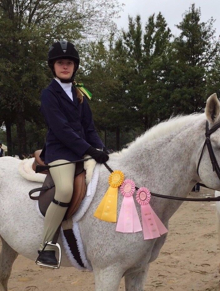 EUC EQUINE COUTURE  ldren's Raleigh  Show Coat  timeless classic