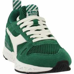 Diadora-Titan-Reborn-Barra-Casual-Sneakers-Green-Mens