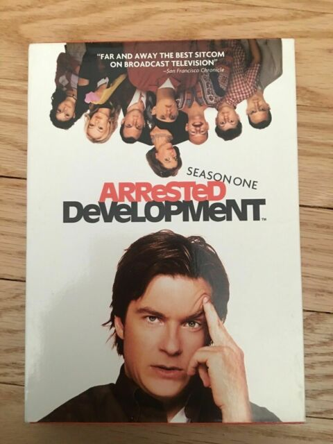 ARRESTED DEVELOPMENT - BOX SET - COMPLETE FIRST (1) SEASON - USED - FREE S/H(M5)