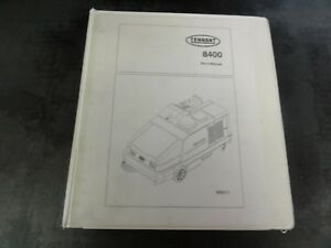 Tennant-8400-Sweeper-Parts-Manual-MM311