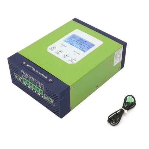MPPT Solar Batterie Laderegler Solarregler Panel Steuerung 12V 24V 48V 20A//30A