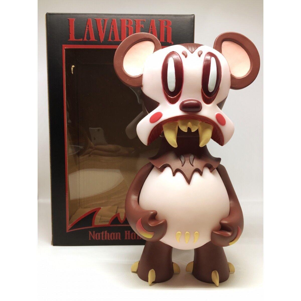 Nathan hamill 3dretro - 8  lavabear (mammalia edition) limited edition von 150
