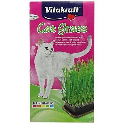 2019 Nieuwe Stijl Vitakraft Cat Grass 120g Door Wetenschappelijk Proces