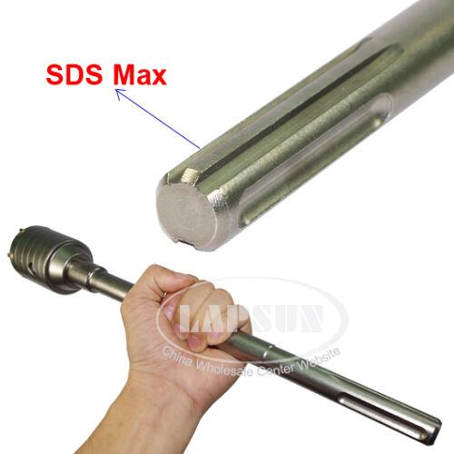 Shaft Shank M22 30-160mm SDS MAX Carbide Wall Hammer Drill Bit Set Kit Hole Saw