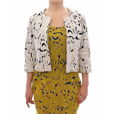 NWT $600 SACHIN & BABI Dress Jacket Short Cropped Coat Blazer IT40/US6/EU36/S