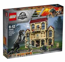 LEGO Jurassic World Indoraptor Rampage at Lockwood Estate 2018 (75930)