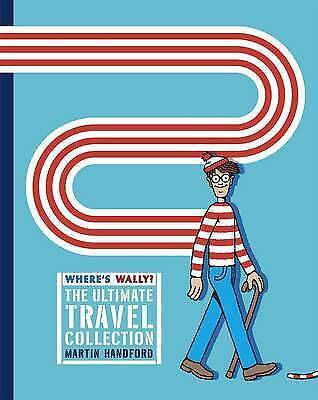 """""""AS NEW"""" , Where's Wally? The Ultimate Travel Collection: """"Where's Wally?"""" WITH"""