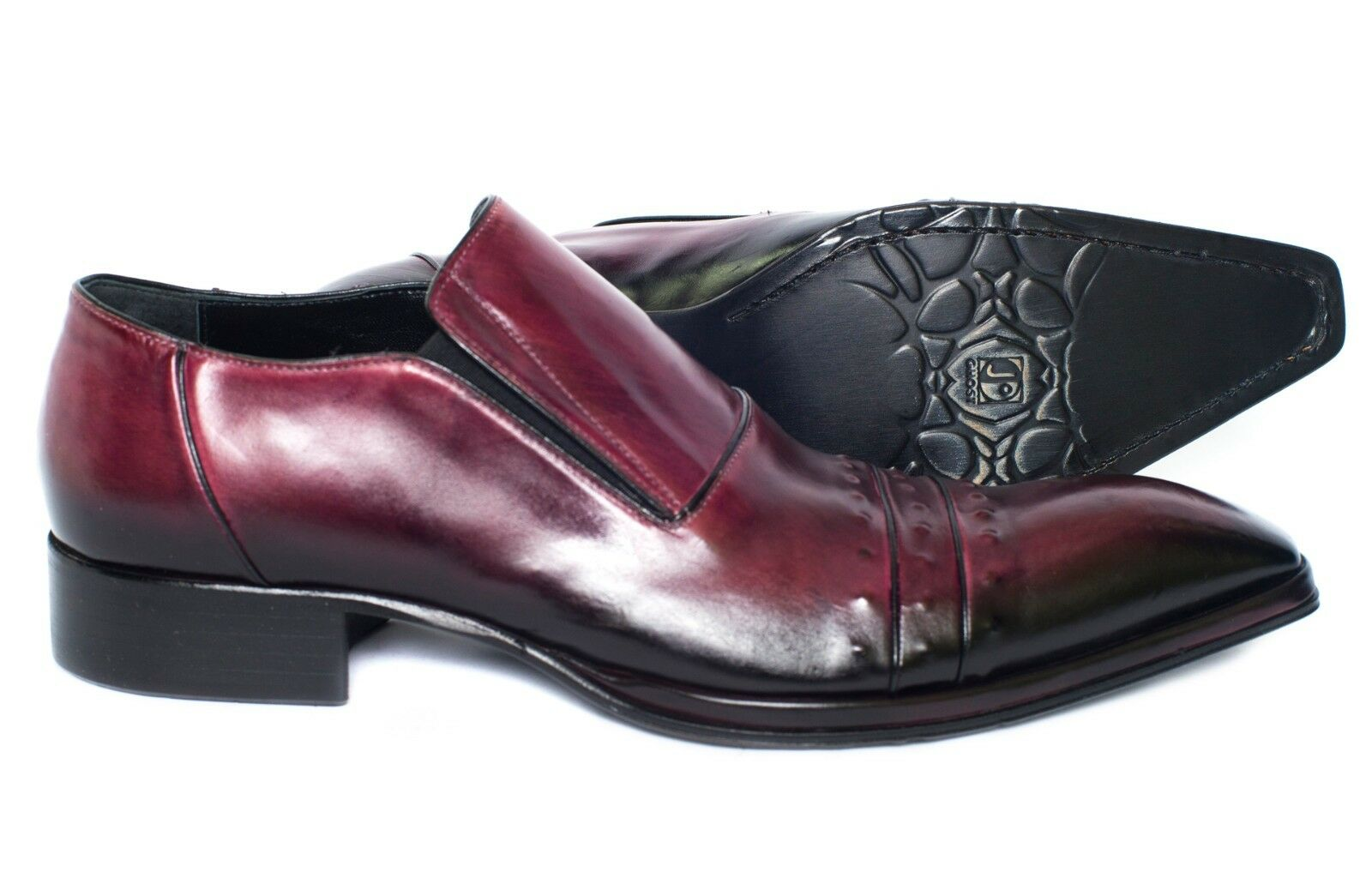 Jo Ghost 3046M Italian diver bordo slip on sautope