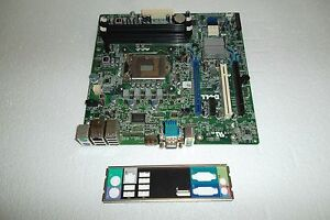 Details about Dell Optiplex 990 MT Motherboard LGA1155 Intel Core i3 i5 i7  I/O Shield 6D7TR