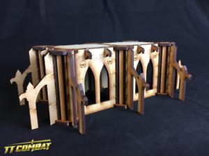 SFG013 TTCombat 40k, Infinity Gothic Modular Building 01- Sci-Fi Gothic