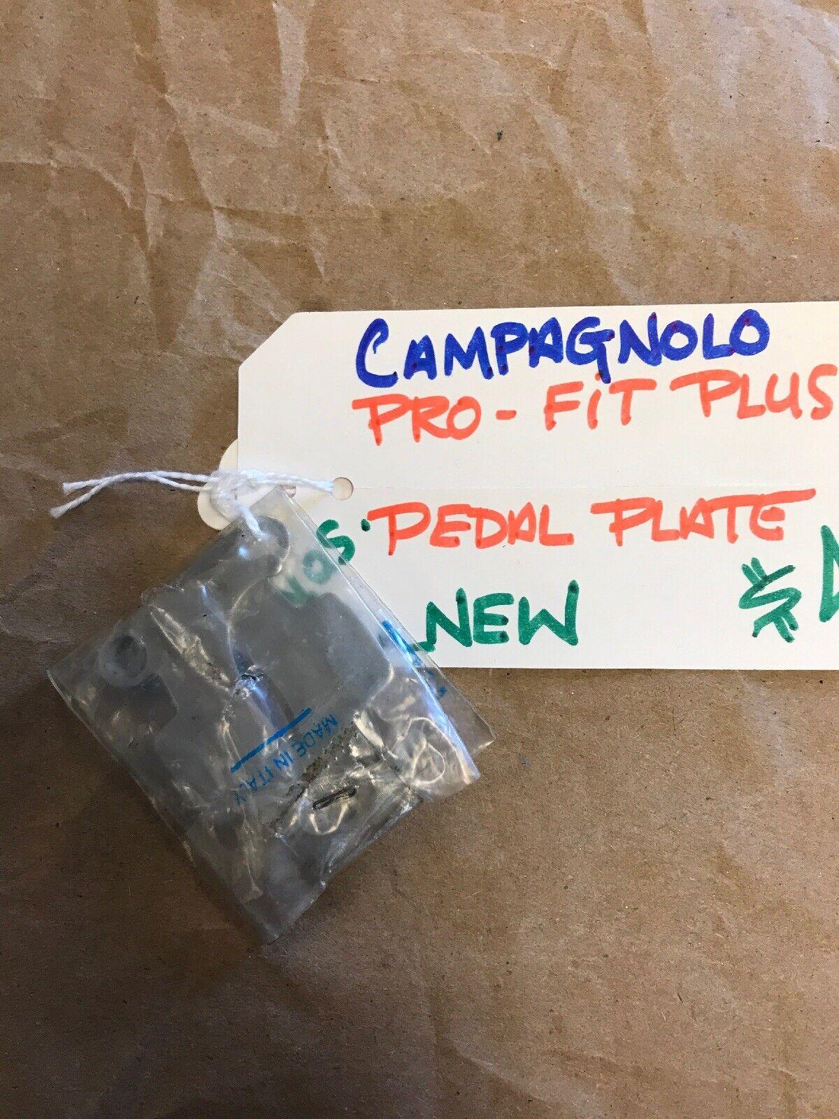Campagnolo Pro-Fit Plus Pedal Plate