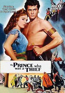 Il-principe-che-era-un-ladro-DVD-R-con-Tony-Curtis-e-Piper-Laurie