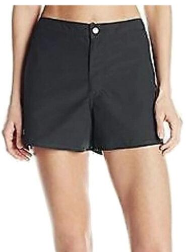 Reef  Ladies Board Shorts Swim  Pocket Stretch Black Size SMALL NEW