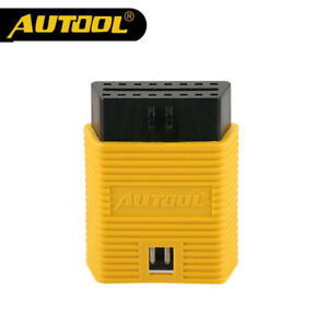 AUTOOL-OBD2-16Pin-Extension-Universal-Connector-For-ELM327-AL519-Easydiag-Launch
