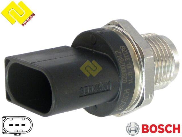 For 2007-2011 Mercedes E63 AMG Fuel Pressure Sensor Bosch 35881TM 2008 2009 2010