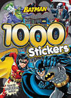 Batman 1000 Stickers: Over 60 Activities Inside! by Parragon Books Ltd (Paperback, 2017)