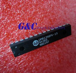 2PCS-UM61256FK-15-UM61256FK-DIP-28-UMC-32K-X-8-BIT-HIGH-SPEED-CMOS-SRAM-NEW