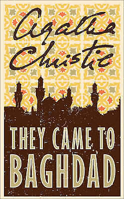 They Came to Baghdad-ExLibrary