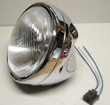 HONDA CB750 CB900 GL1100 Nighthawk CB450 CB550 Goldwing headlight chrome