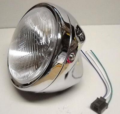 HONDA CB750 CB900 GL1100 Nighthawk CB450 CB550 Goldwing headlight chrome
