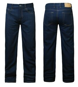 Mens-Motorcycle-Motorbike-protective-denim-jeans-Aramid-lining-Level2-CE-Armour
