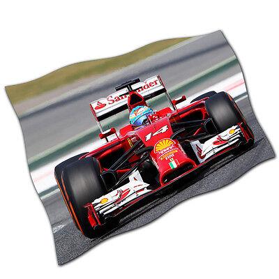 Fernando Alonso Flag Banner NEW Formula One F1 Grand Prix Ferrari Spanish