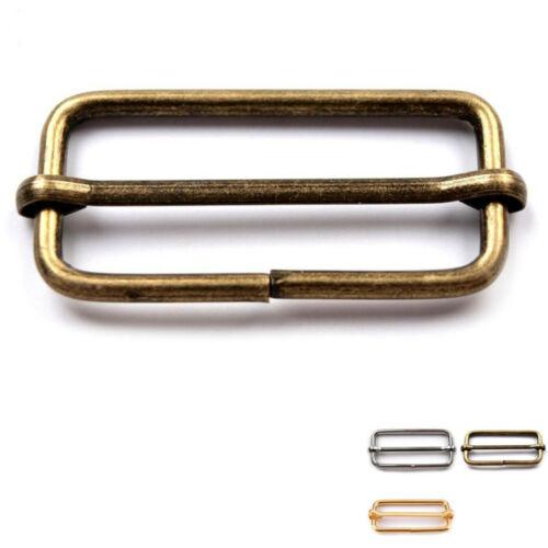 50 verschieber para cinturon banda 40mm-cinturón correa ajustador regulator