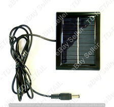 Solar Panel Cell 6Volt 100mA 2W with 1.5meter wire for Engineering Project use