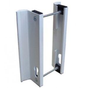 Perfect Image Is Loading FULLEX SLIDING PATIO DOOR HANDLES 50mm PZ WHITE