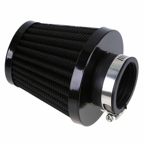 4Pcs Adjustable 53//54//55mm Air Filter Cleaner Intake Cold Pod Motorcycle Scooter