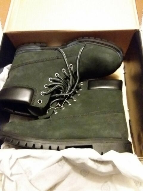 b8ecabb8bc84 Dickies Men s Fort Worth BOOTS Green (black) 42 EU 8 UK 9 USA for ...