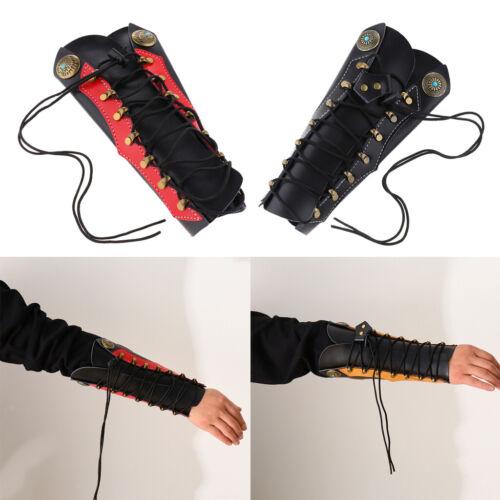 2 Stück Bogenschießen Armschutz Unterarmschutz Für Die Traditionelle