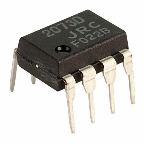 RVFM NJM2073D Njm2073d 2 W Amplificador Estéreo