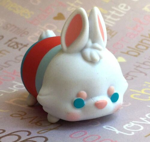 Disney Tsum Tsum Stack Vinyl White Rabbit MEDIUM Figure