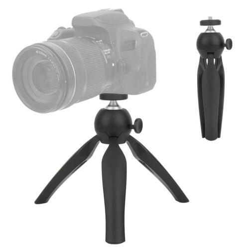 Desktop Tripod Support Stand Mini Adjustable Ball Head For Canon Sony Nikon HJG