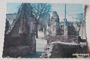 CP-Couleur-ORADOUR-sur-GLANE-detruit-le-10-juin-1944-Maison-MOSNIER-LAUDY
