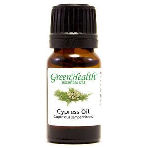 10-ml-Cypress-Essential-Oil-100-Pure-amp-Natural-GreenHealth