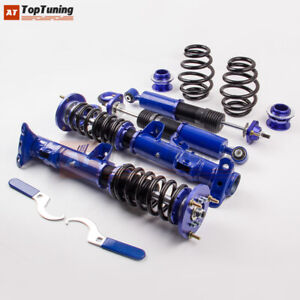 Coilover-Struts-Suspension-Kit-for-BMW-E36-91-99-3-Series-Height-Adjustable-New
