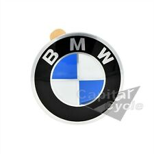 R60 R65 R75 R80 R100  51147721223 BMW Logo Fuel 3 x Tank Badges  70mm Emblem