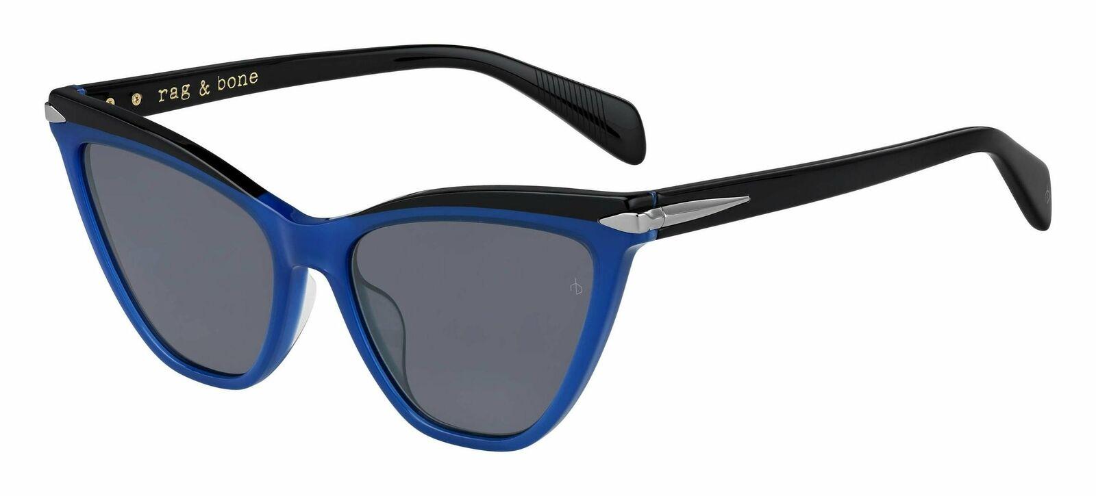 RAG & BONE-RNB 1021/S 0PJP/IR Blue Gray Blue