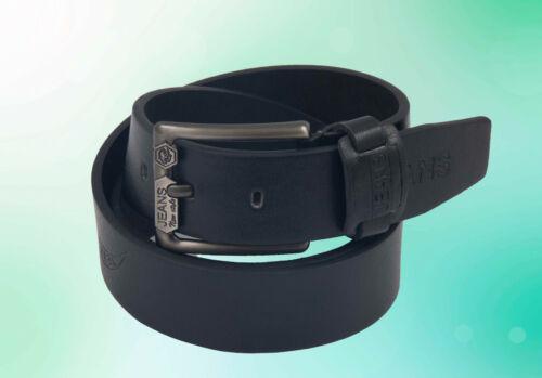 Gürtel 110 cm schwarz